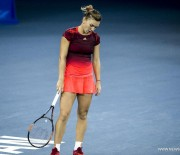Simona Halep a fost eliminata in optimi de la turneul din Dubai