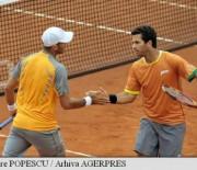 Horia Tecau si Jean-Julien Rojer joaca in semifinalele Turneului Campionilor