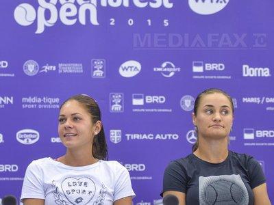 Monica Niculescu si Andreea Mitu, in finala de dublu a turneului ITF din Franta