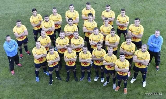 Romania, aproape de titlul de campioana europeana la rugby under 19
