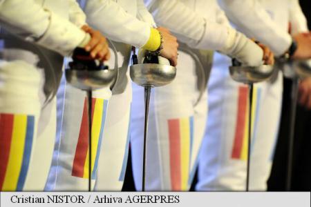 Argint pentru echipa feminina de spada la Cupa Mondiala din Italia