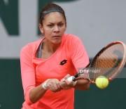Andreea Mitu , in optimile de finala ale turneului WTA de la Katowice (Polonia)