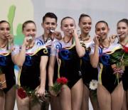 Romania a castigat 6 medalii la seniori  (2 aur, 1 argint si 3 bronz), la Europenele de Elvas