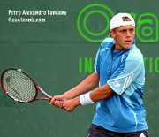Tenismanul Alex Luncanu, calificat in optimile turneului challenger de la Andria (Italia)