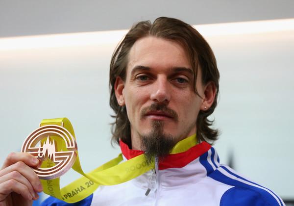 www.zimbio.com Marian Oprea, cel mai bun atlet al anului