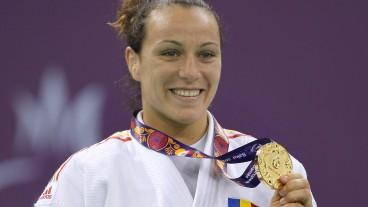 Andreea Chitu se pregateste pentru Grand Slam-ul de la Paris. Sursa foto: sportnews.libertatea.ro
