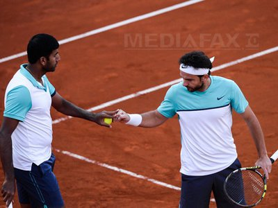 Mergea si Bopanna, in optimi la Australian Open