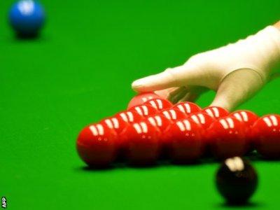 Primul Campionat Mondial de snooker