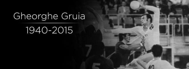 Gheorghe Gruia a decedat la varsta de 75 de ani