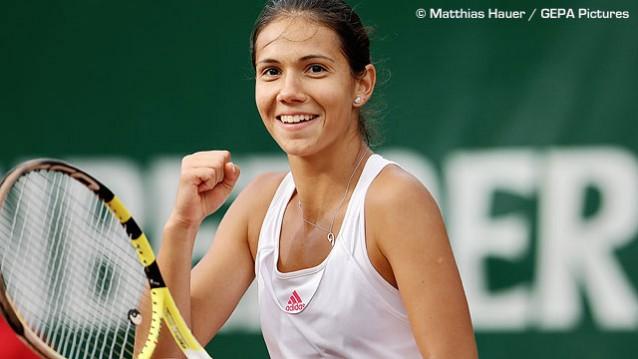 Raluca Olaru, in turul al doilea la dublu feminin la Australian Open