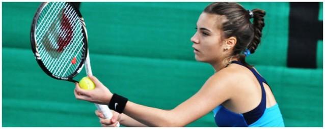 Gabriela Ruse, castigatoarea turneului futures din Turcia