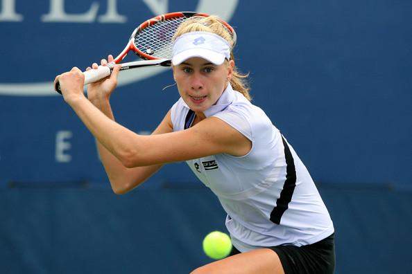 Elena Bogdan, in sferturi la dublu, la turneul WTA de la Monterrey (Mexic)