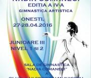 Cupa Nadia Comaneci – Editia a IV-a
