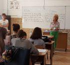 """""""Scrie istorie! RO-mândria!"""" ajunge în Liceul Teoretic """"Alexandru Vlahuță"""" din Capitală"""