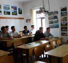 10 mai, Ziua Independenţei României şi a regalităţii, a prilejuit întâlnirea cu elevii Colegiului Grigore Cerchez