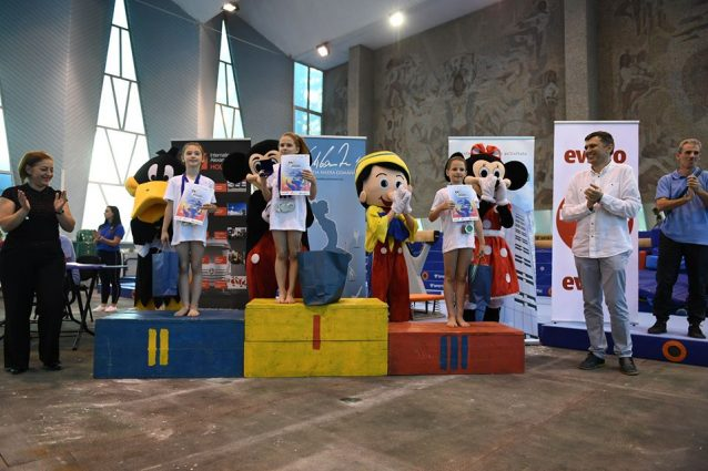 Cine a câștigat ediția a V-a a Cupei Nadia Comăneci, Onești, 2018?