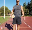 Atletul Alin Firfirică și-a realizat baremul pentru Olimpiadă