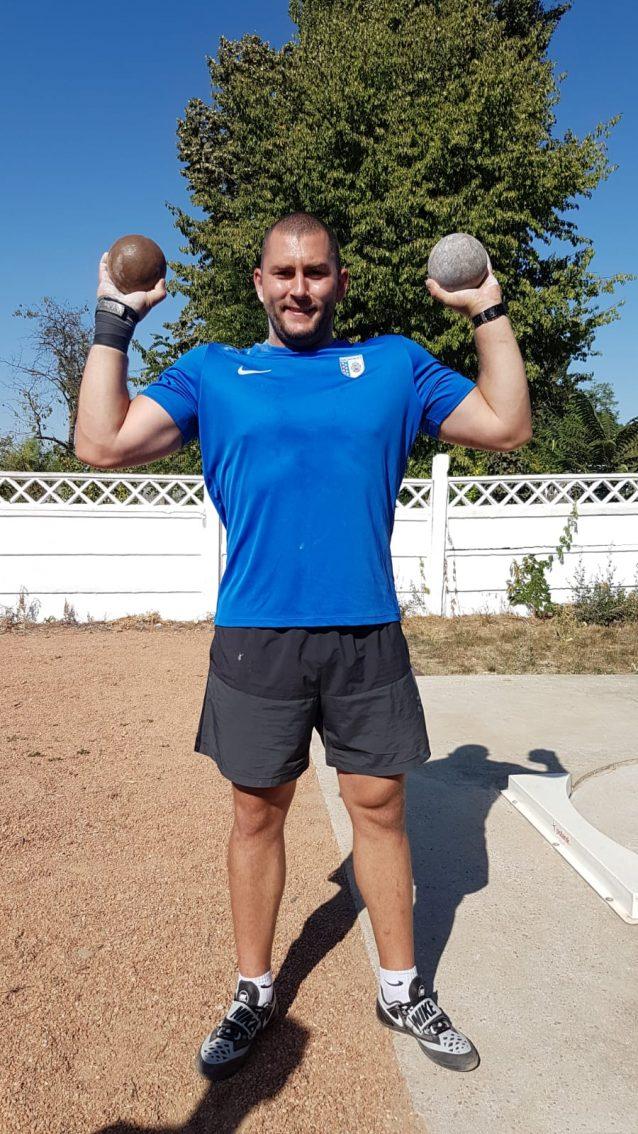 Andrei Gag are planuri mari pentru competiția de la Doha, medalii și biletul pentru JO