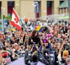 Bianca Andreescu, celebrată în orașul natal. Justin Trudeau, premierul Canadei, prezent la evenimnet