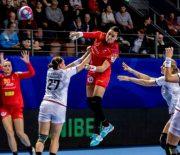 Echipa națională de handbal feminin rămâne neînvinsă pentru CE 2020