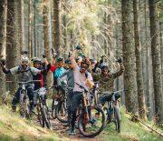 Acceptă provocarea! Ciclism extrem la Progression Session