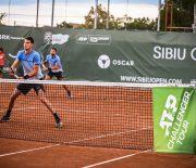 Patru favoriți eliminați în turul 2 la Sibiu Open