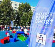 Evzmonden.ro. Intră în arena marilor campioni – Nadia Sports Experience